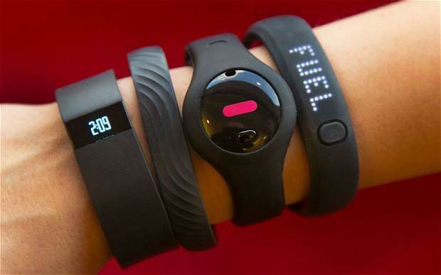 Nike+ Fuelband and accessories
